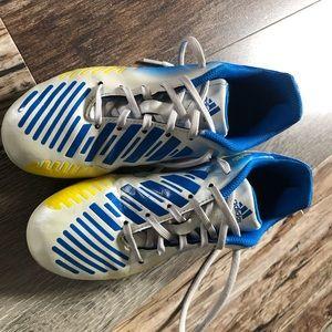 Kids Adidas predito soccer cleat